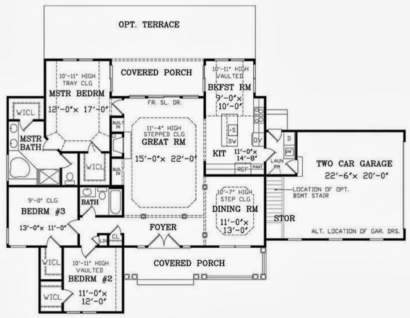 Planos completos de la casa casa gwathmey planos de casas for Plano casa un piso
