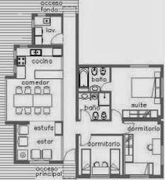 Plano de casas para construir