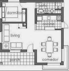 Planos para 40m for Crear planos de casas