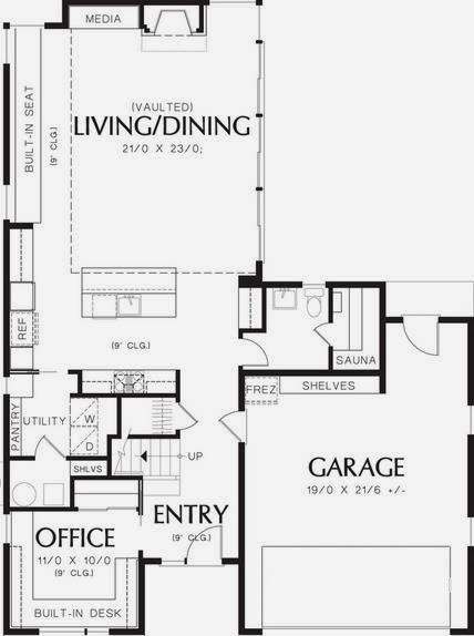 Planos De Casas De Dos Pisos Sencillas Con Medidas