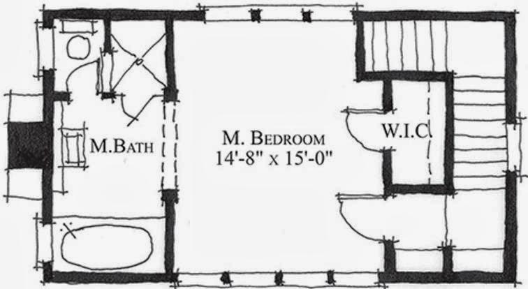 casa con fachada de madera de 2 pisos