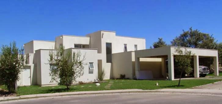 Casa con estilo Mediterráneo