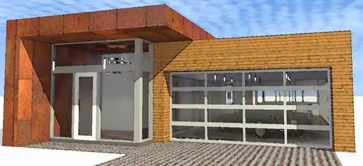 Moderna planos de casas for Casas minecraft planos