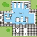 Plano de casa económico