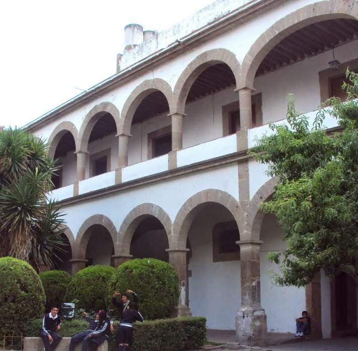 galeria con arcos