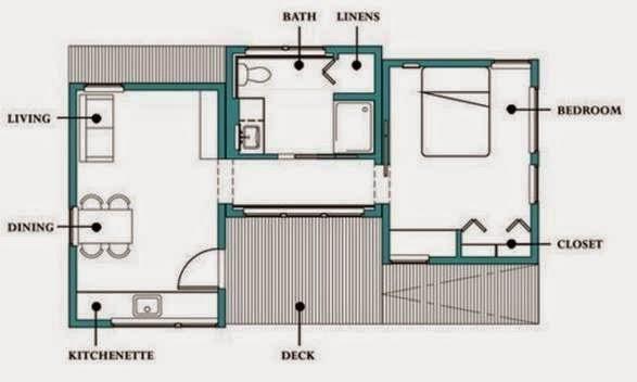 50 metros cuadrados - Planos de casas de 100 metros cuadrados ...