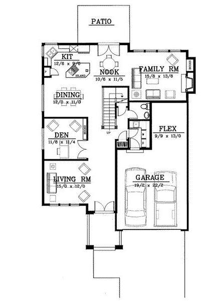 Modelo de techo para pequeno chalet en pdf - Planos de chalets modernos ...