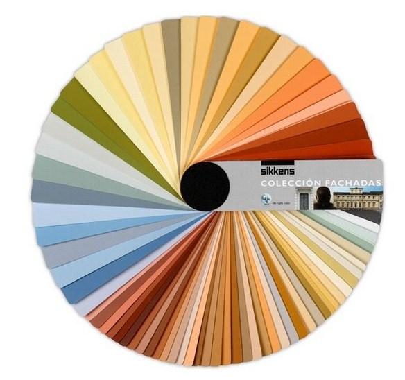 Colores para exteriores de casas
