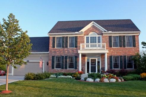Diseño de casa lujosa