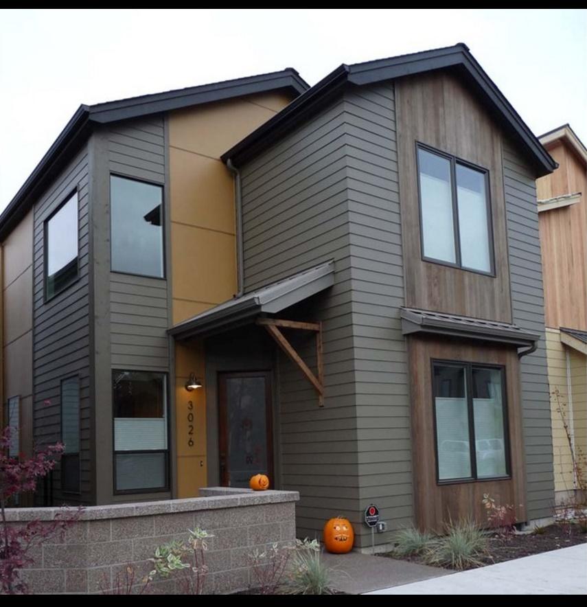 Plano de casa de 2 pisos y 4 dormitorios Pisos para dormitorios