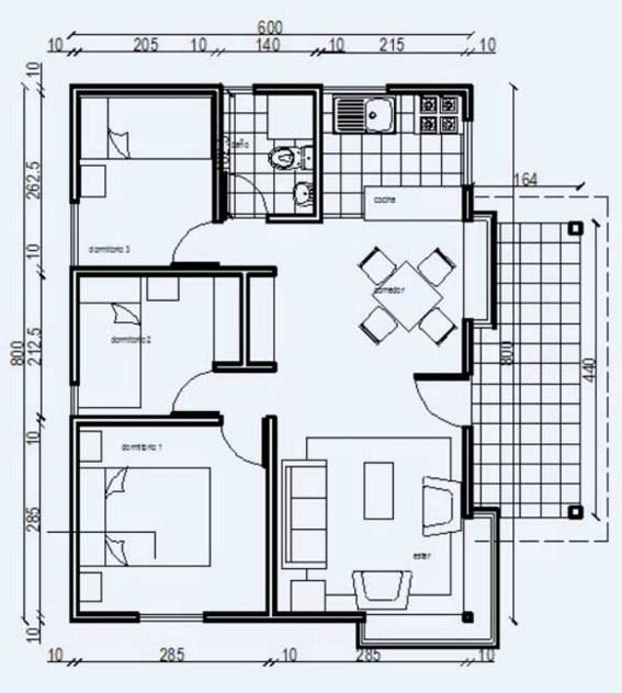 planos viviendas espanolas planos de casas
