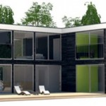 Casa moderna de 3 dormitorios