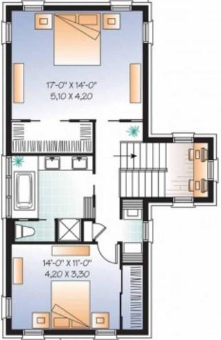 Plantas yfachadas de domos geodesicos planos de casas for Planos de casas minimalistas de 2 pisos