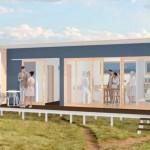 Planos de casas con container