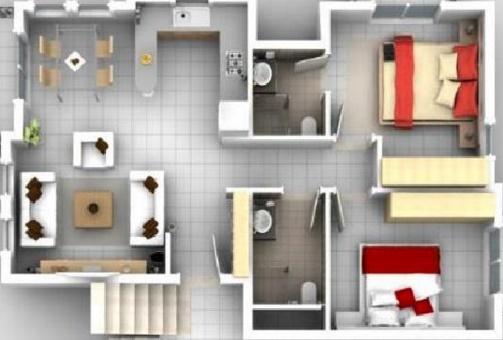 Diseño de departamento