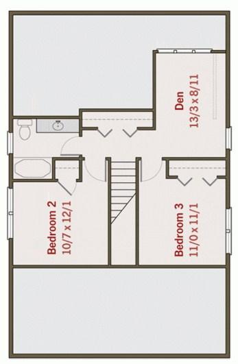 Modelos de casas chalet de dos pisos