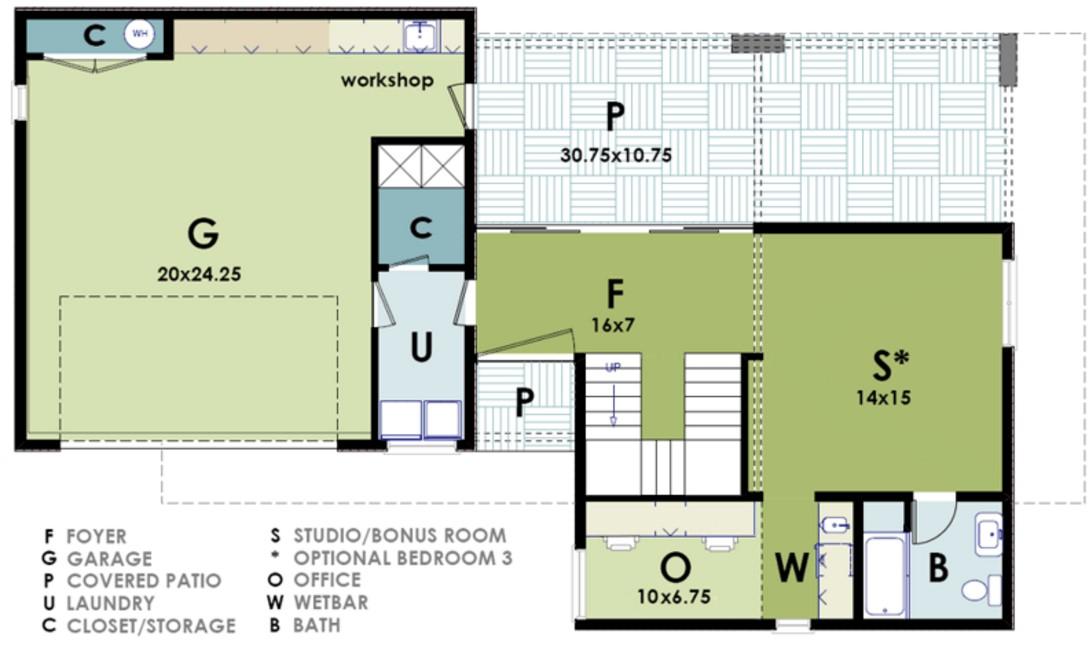Planos de casas planos de casas con todo tipo de for Casa practica decoracion