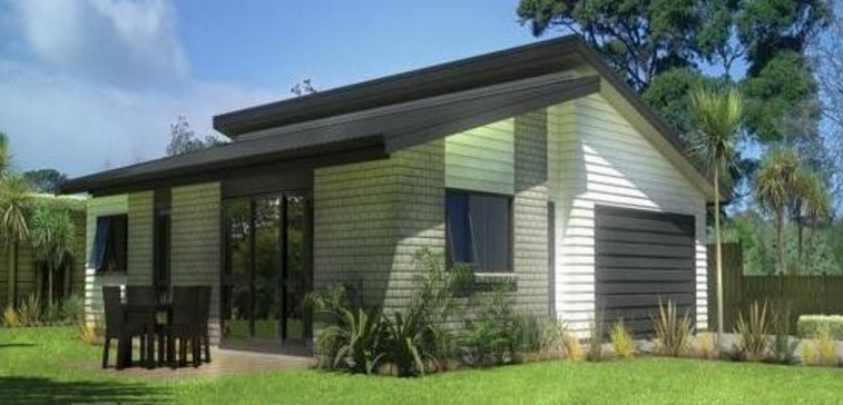 casa tradicional con 3 dormitorios