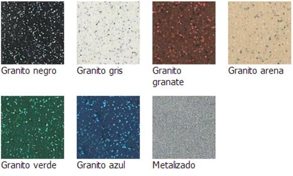 Encimeras de cocina - Encimeras de granito colores ...