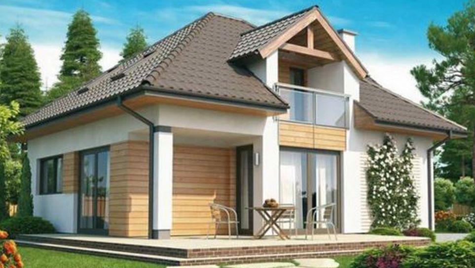 Casa con encanto y planos