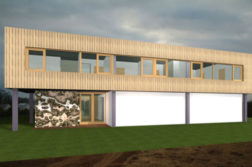 Tipos de planos de 60 metros rectangular for Cuarto de 10 metros cuadrados