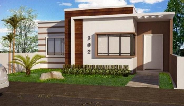 Dise o de casas de un piso 3 dormitorios for Fachadas de casas de un piso sencillas y modernas