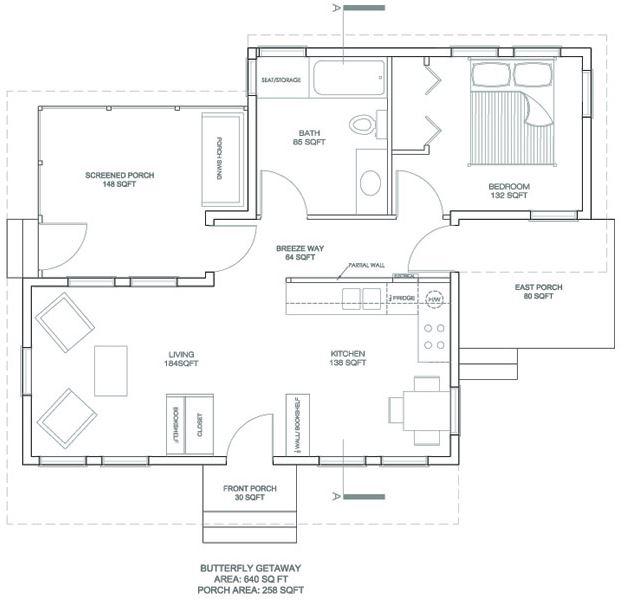 Planos de casas planos de casas con todo tipo de for Techos planos modernos