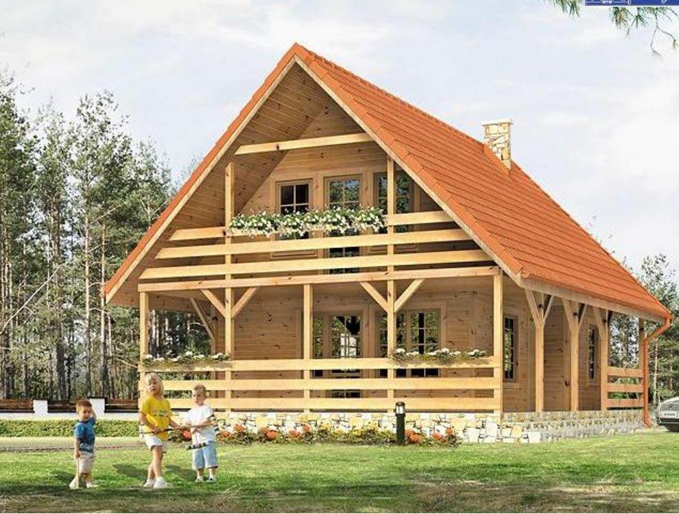 Venta casas de madera tattoo design bild - Casas de maderas prefabricadas ...