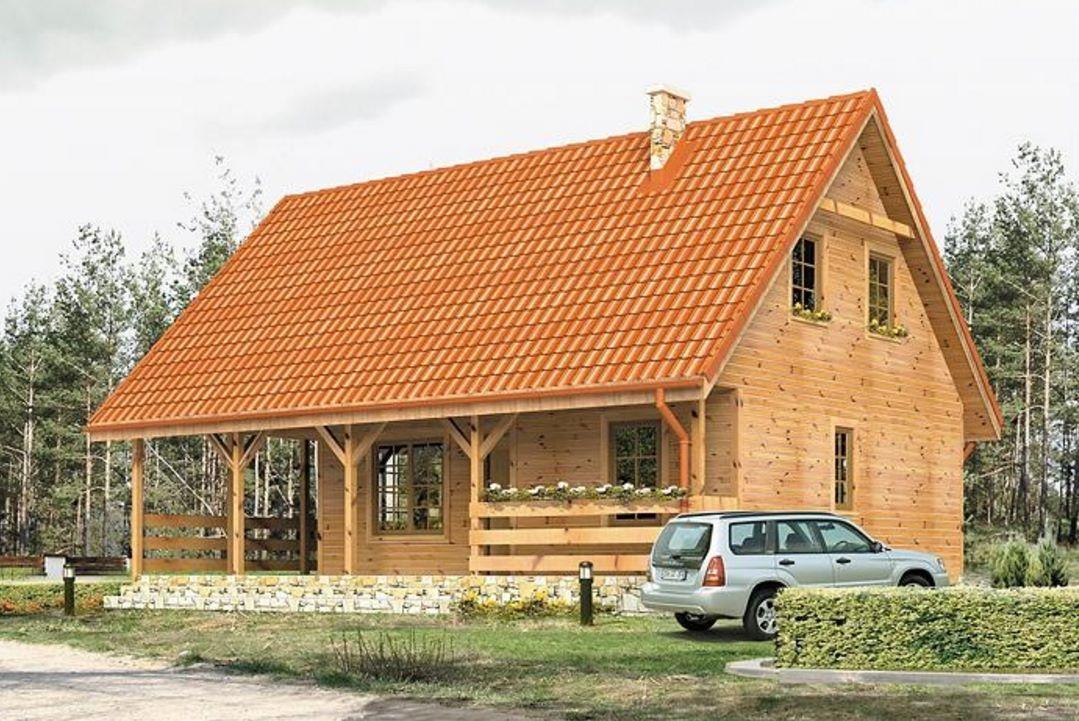 Terminaciones interiores de casas de madera for Terminaciones de techos interiores