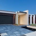 Planos de casas con frente grandes