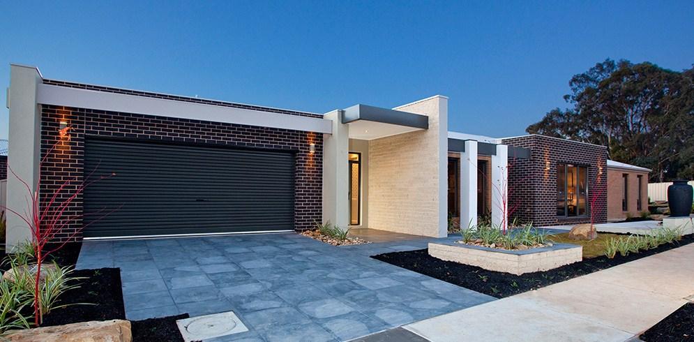 Planos casas en gibson con grandes ventanales for Casas modernas y grandes