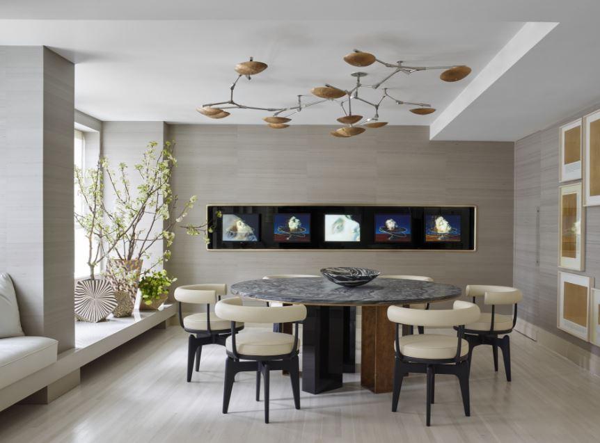 Fotos de salas y comedores modernos for Salas y comedores modernos