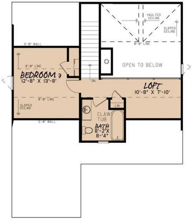 plano de casa grande de 150 metros cuadrados