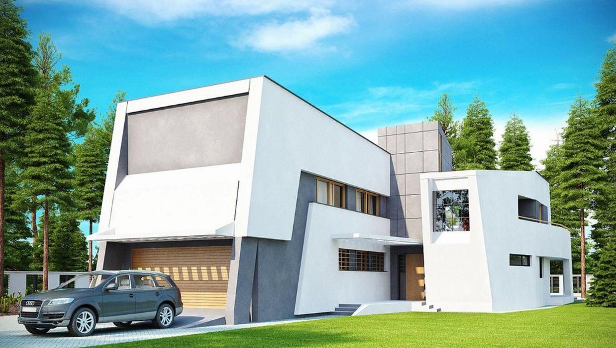 Casa lujosa y amplia