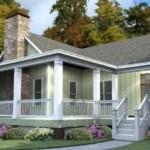 Diseños de casas con 3 recámara en un terreno de 200 metros cuadrados de una planta
