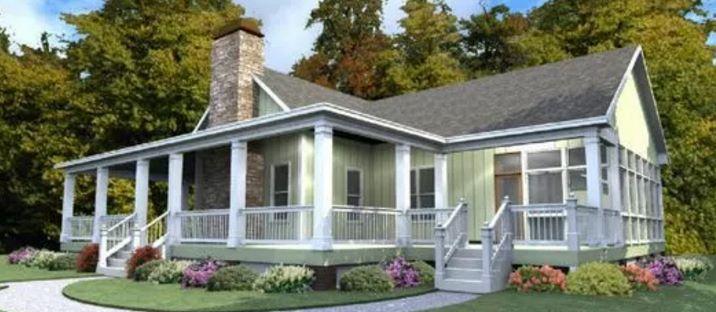 Diseños de casas con 3 recámara en un terreno de 200 metros cuadrados