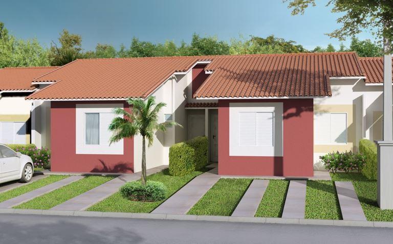 Fachadas de casas peque as 5 metros de frente for Fachadas de frente de casas