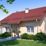 Planos de casas pequeñas con medidas en metros