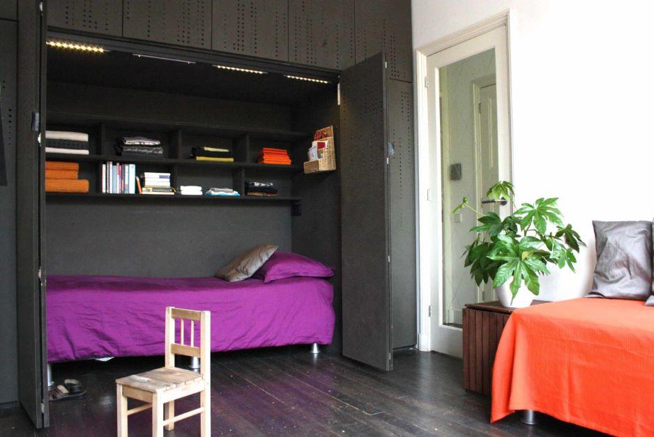 Habitaciones 4×4 modernas consejos