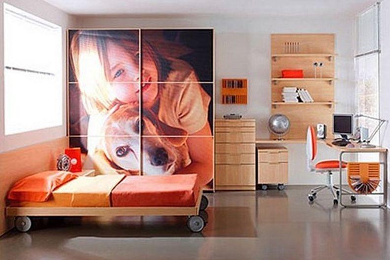 Habitaciones 4×4 modernas ideas