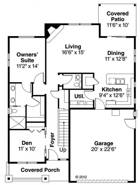 Imágenes de planos de casas de dos plantas con fachadas