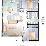 Imagenes de planos sencillos para casas de una planta