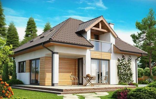 Modelos de casas de dos pisos y sus planos