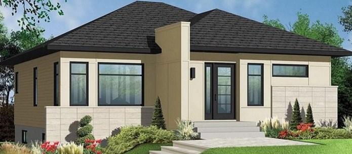 Planos de casa de 80 metros cuadrados