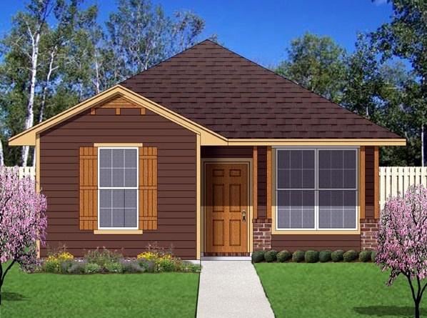 Planos de viviendas 6 x 12 m