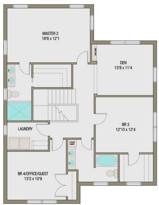 Modelos de viviendas de tres dormitorios gratis planos for Planos de casas chicas