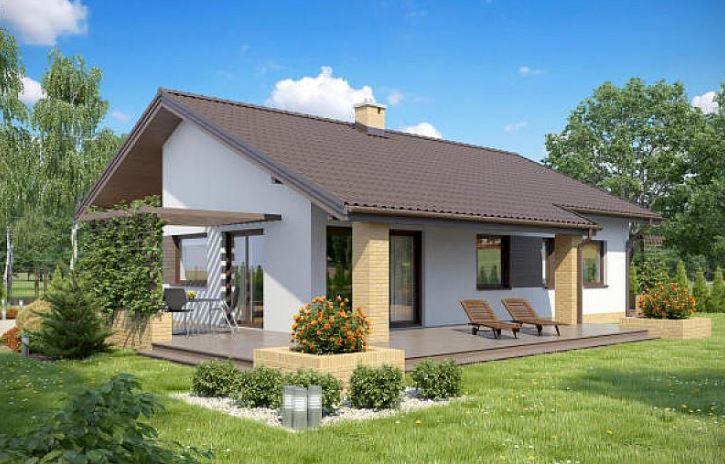 Planos de casas de 70m2 con 3 dormitorios gratis - Casas rurales de diseno ...