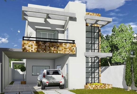 planos de casas de dos pisos 8 x 20
