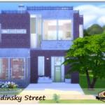 Casas modernas de los sims 4 planos