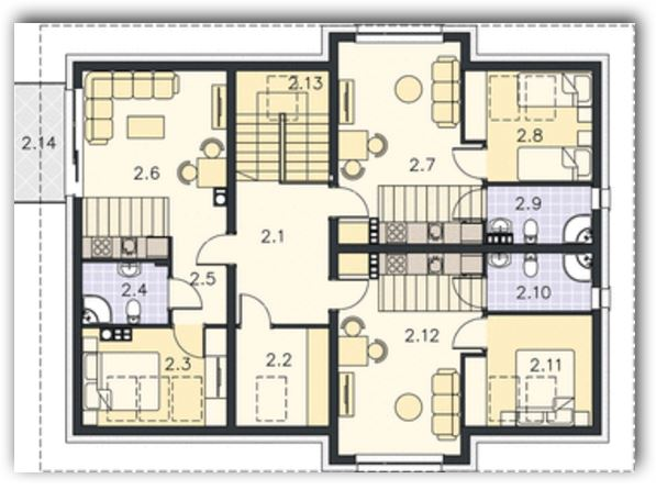 Diseños de cuartos para alquilar